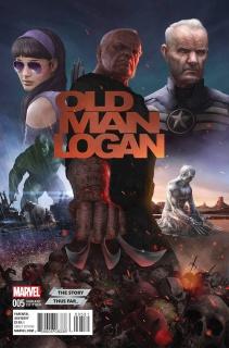 Old Man Logan #5 (Wilson Story Thus Far Cover)