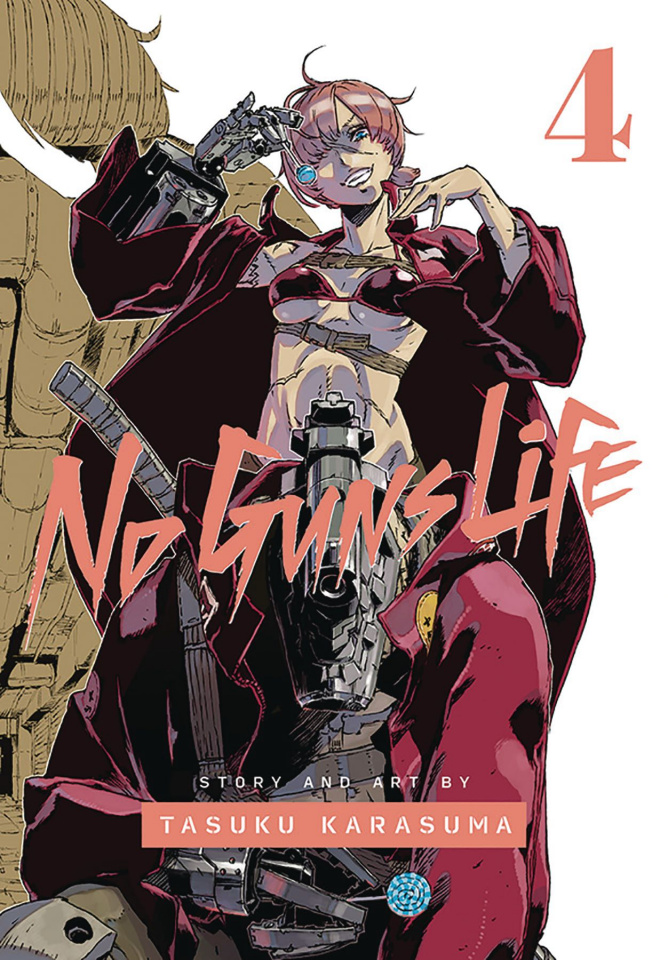 No Guns Life Vol. 4