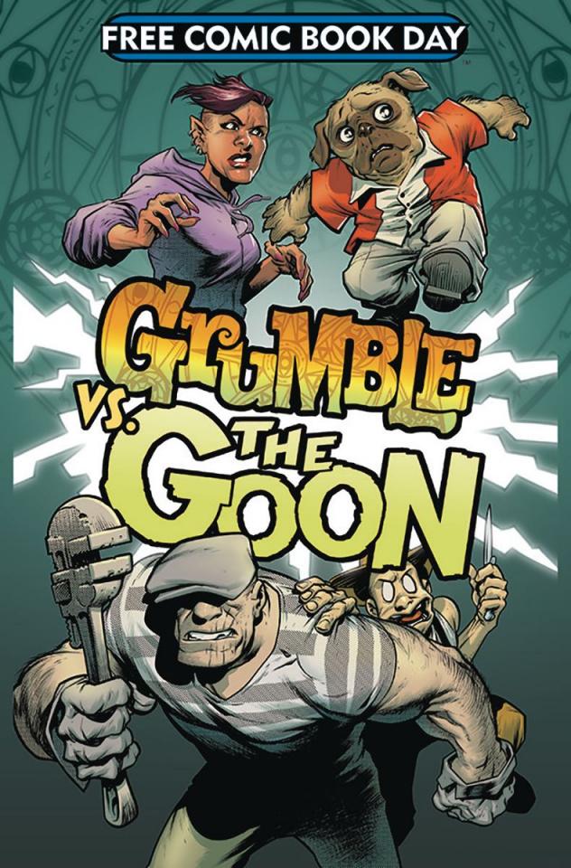 Grumble vs. The Goon FCBD 2019