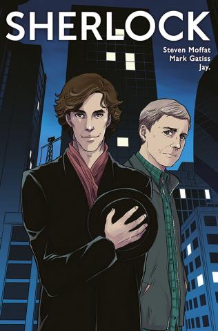 Sherlock: The Blind Banker #1 (Li Cover)