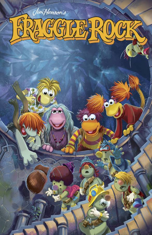 Fraggle Rock: The Journey to the Everspring #3