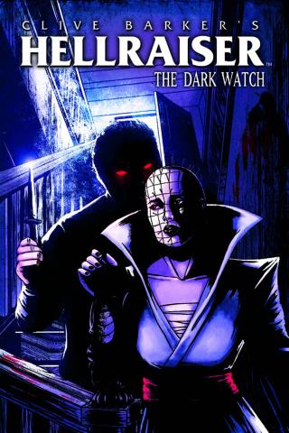 Hellraiser: The Dark Watch #11