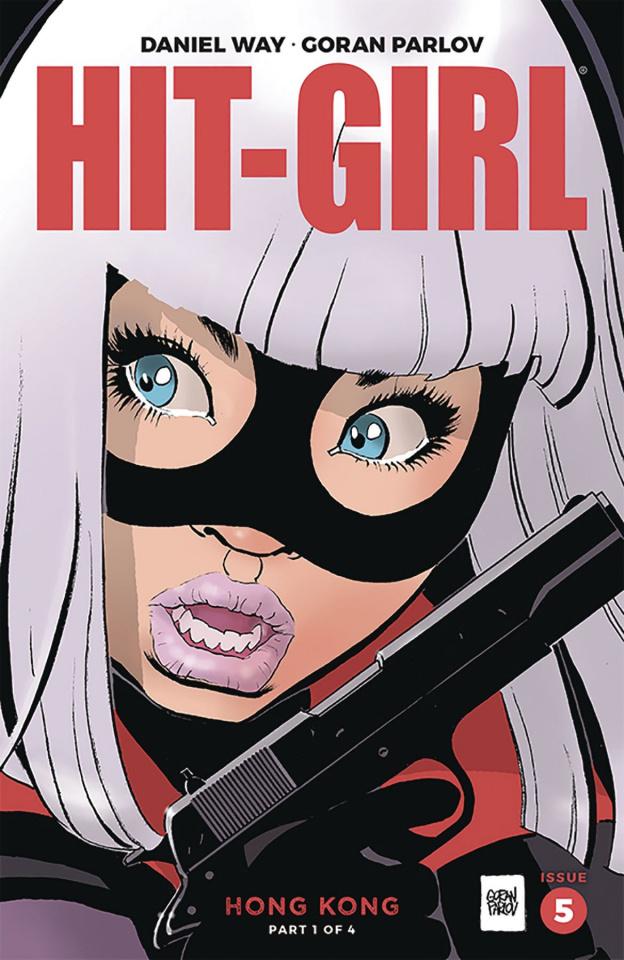 Hit-Girl, Season Two #5 (Parlov Cover)