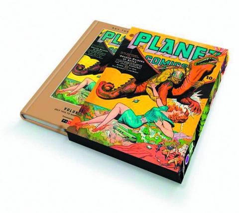 Planet Comics Vol. 7: July '43