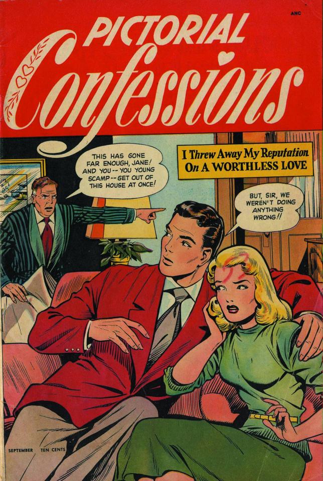 Pictorial Confessions #1