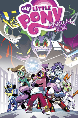 My Little Pony 2014 Annual