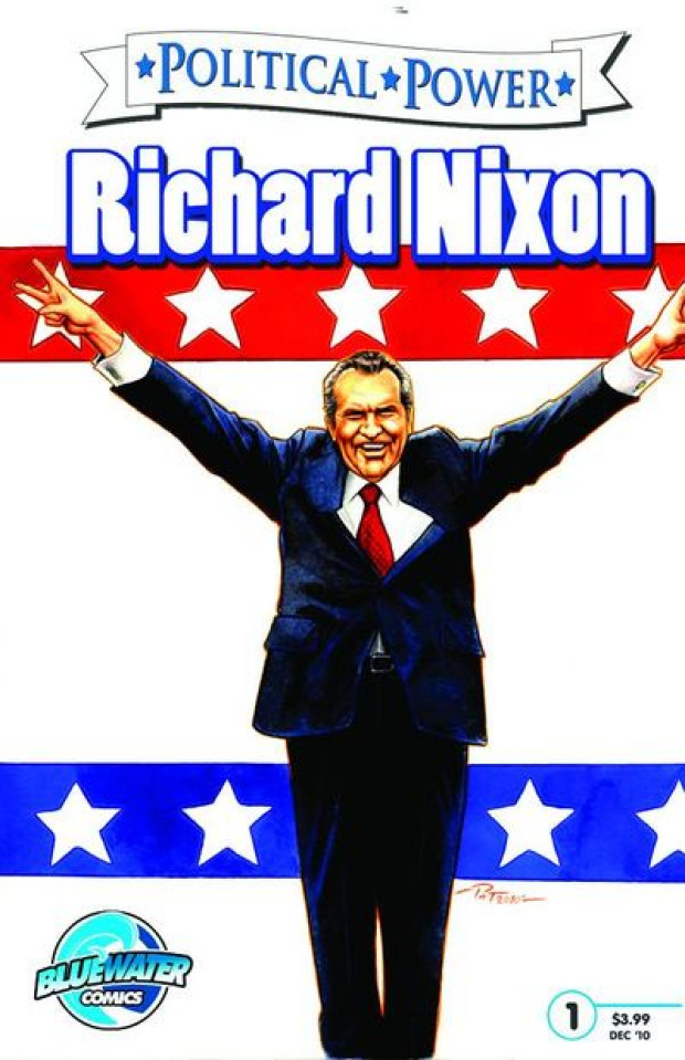 Political Power #14: Richard Nixon