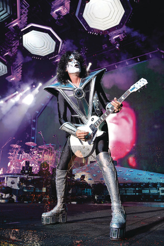 KISS: Zombies #5 (10 Copy Photo Virgin Cover)