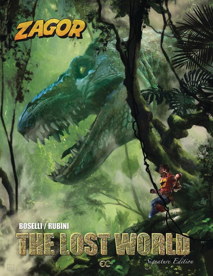 Zagor: The Lost World (Signature Edition)