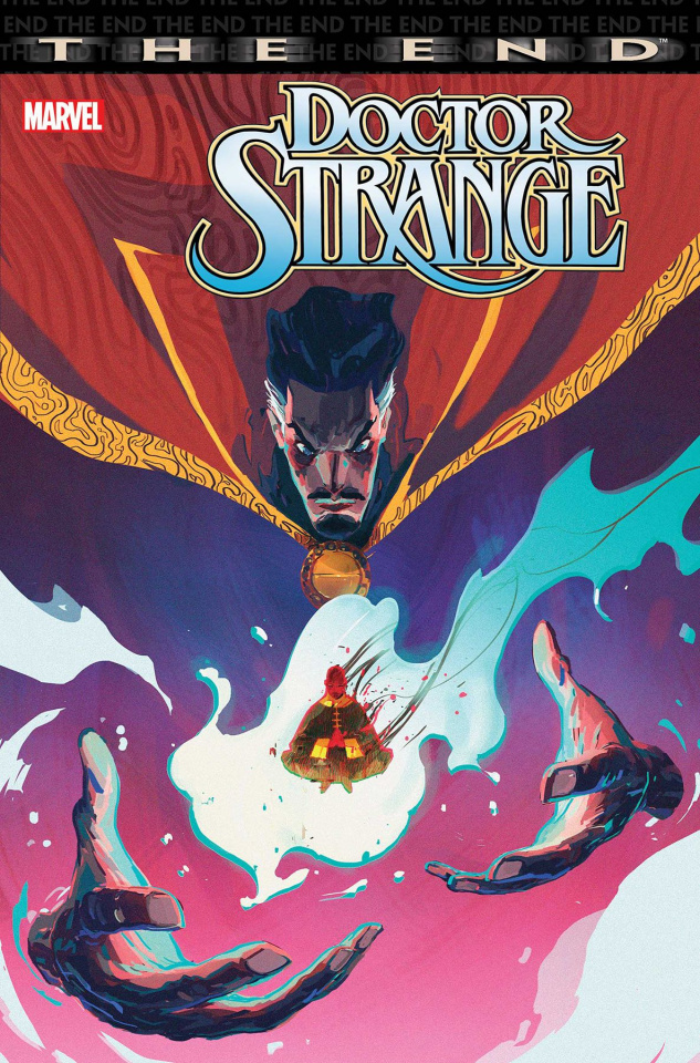 Doctor Strange: The End #1 (Andrade Cover)