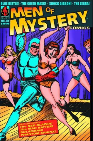 Men of Mystery #87