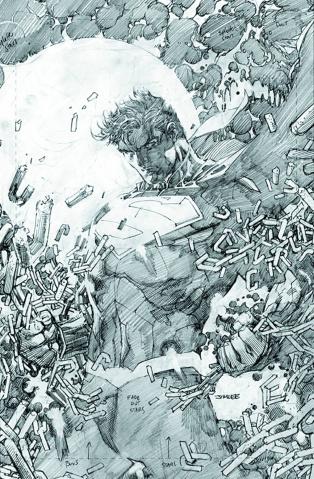 Superman Unchained: Directors Cut #1