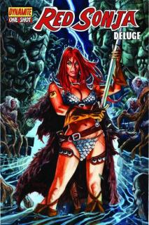 Red Sonja: Deluge One-Shot