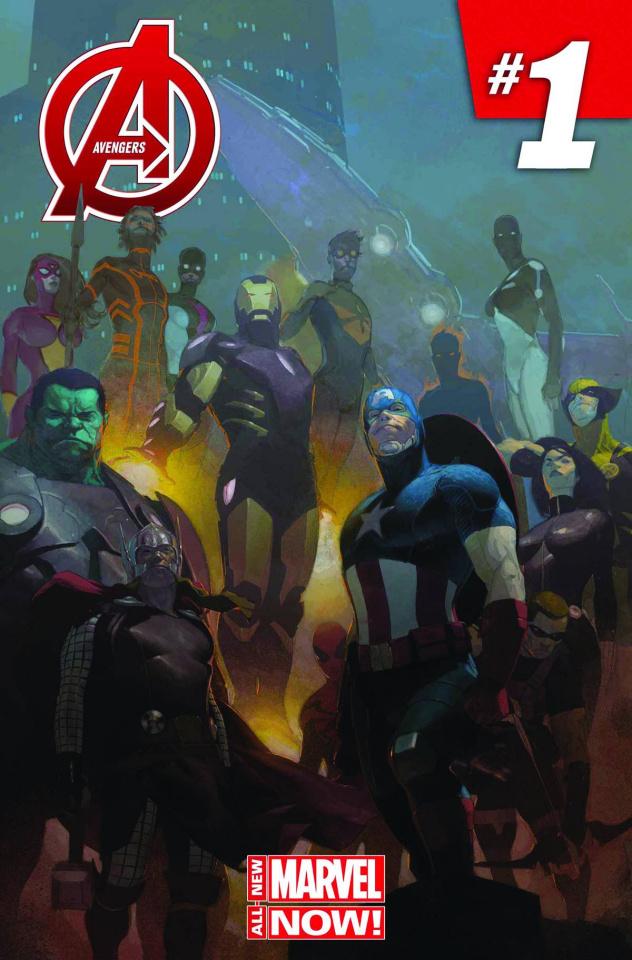 Avengers #24.Now