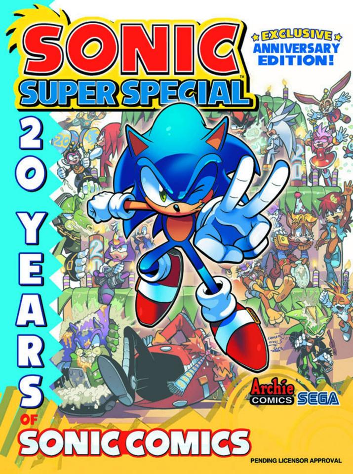 Sonic: Super Special Magazine #7