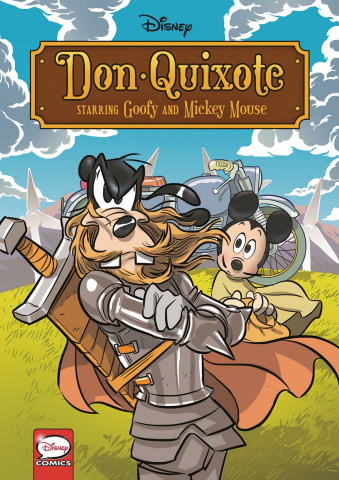 Don Quixote, Starring Goofy and Mickey Mouse