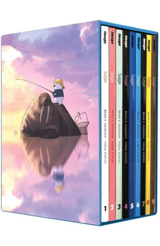 Saga (Box Set)