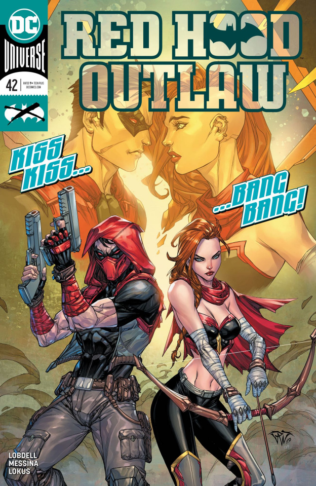 Red Hood: Outlaw #42