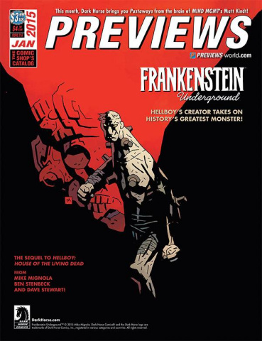 Previews #316: January 2015