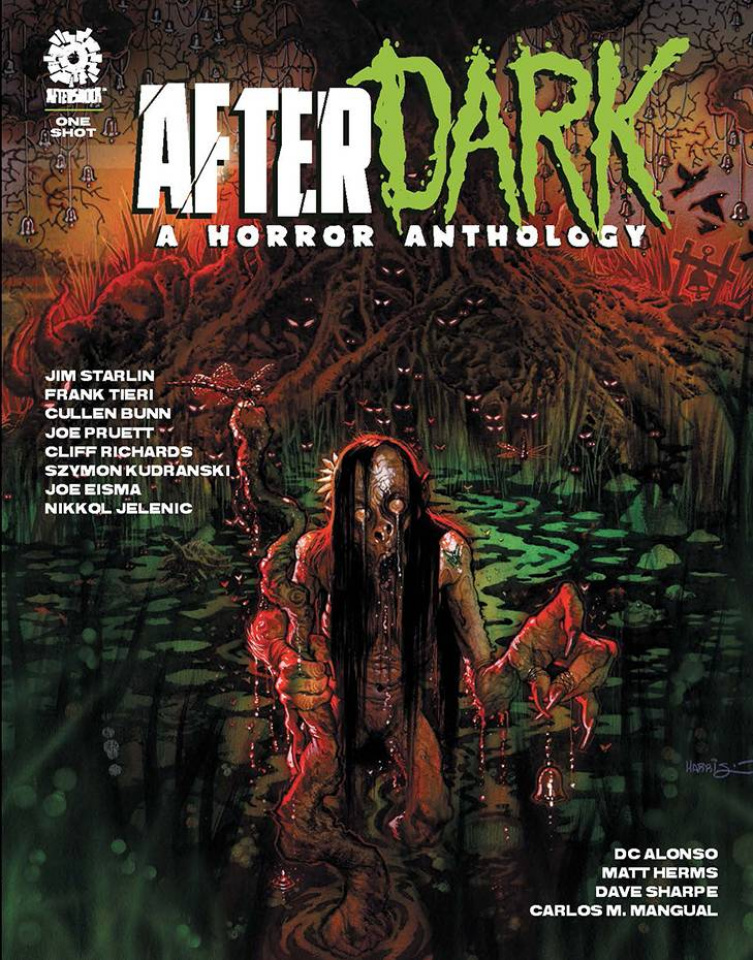 After Dark (Tony Harris Cover)