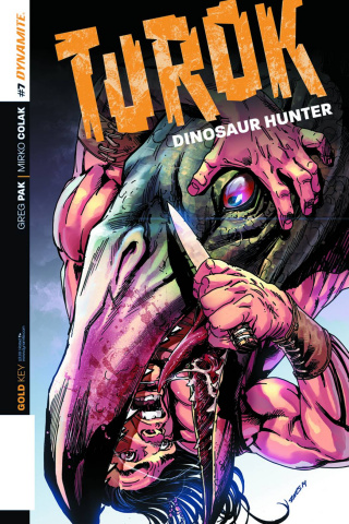 Turok: Dinosaur Hunter #7