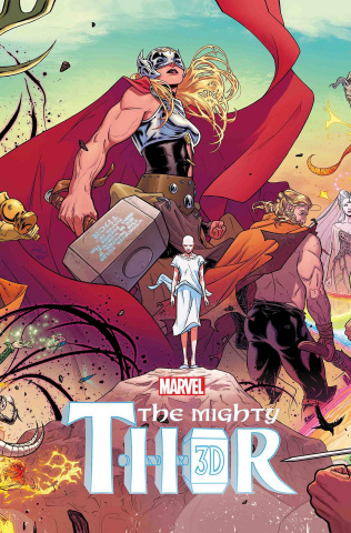 The Mighty Thor 3D #1 (Polybagged)