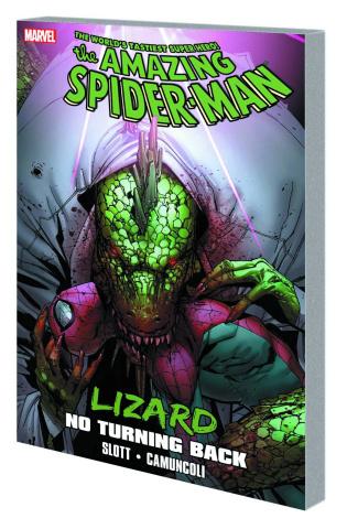 Spider-Man: No Turning Back