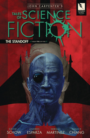 Tales of Science Fiction: The Standoff #5