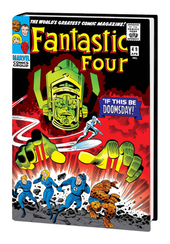 Fantastic Four Vol. 2 (Omnibus Kirby Cover)