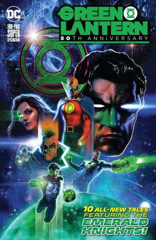 Green Lantern 80th Anniversary 100 Page Super Spectacular #1