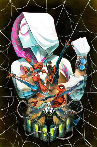 Spider-Geddon #2 (Shavrin Cover)