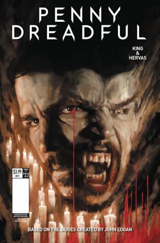 Penny Dreadful #1 (Pierce Cover)