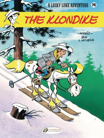 Lucky Luke Vol. 74: Klondike