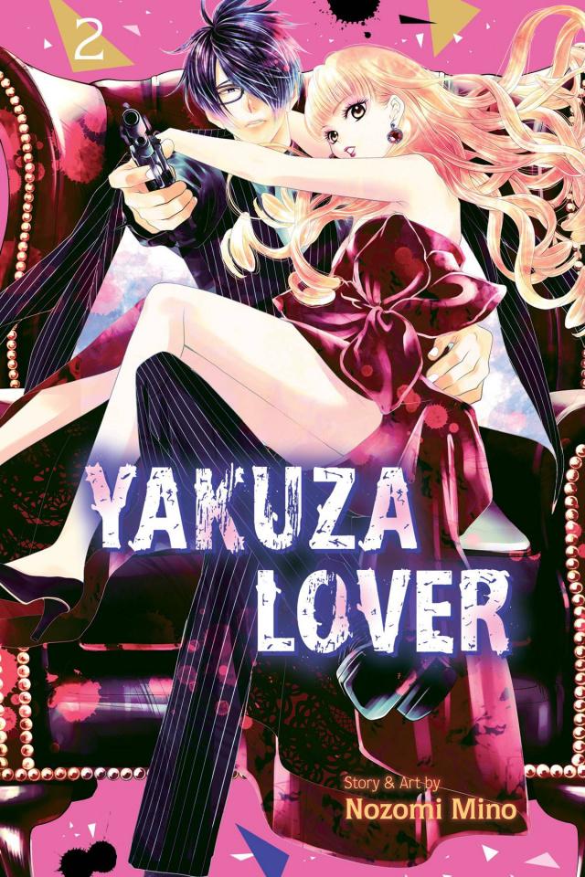 Yakuza Lover Vol. 2