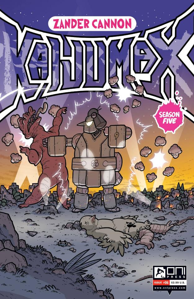 Kaijumax, Season 5 #6