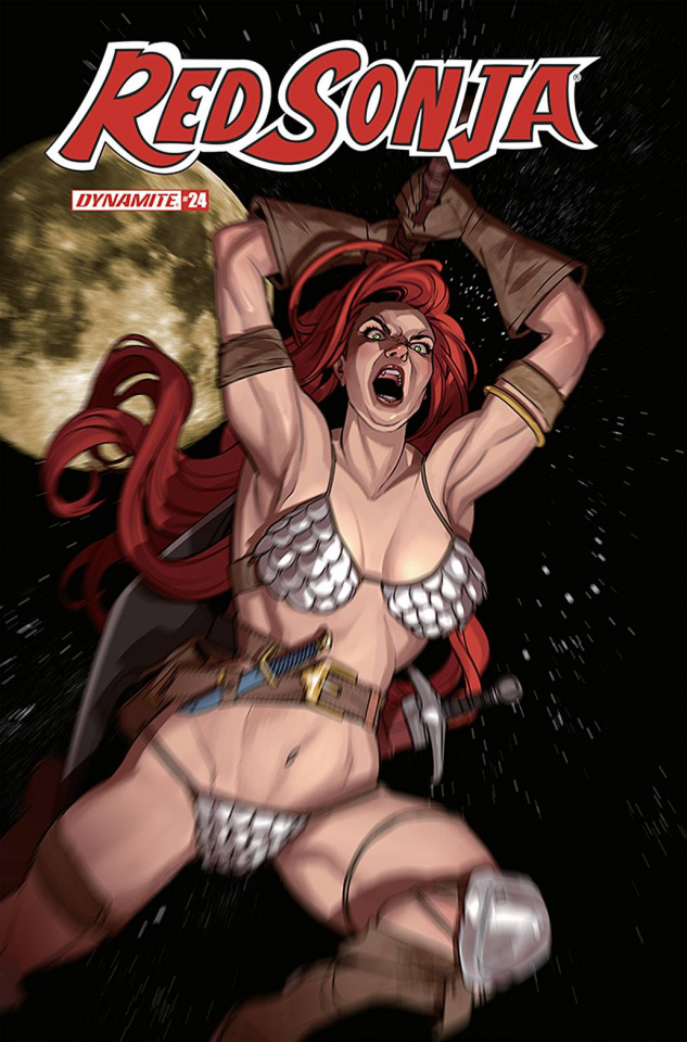 Red Sonja #24 (Stott Cover)