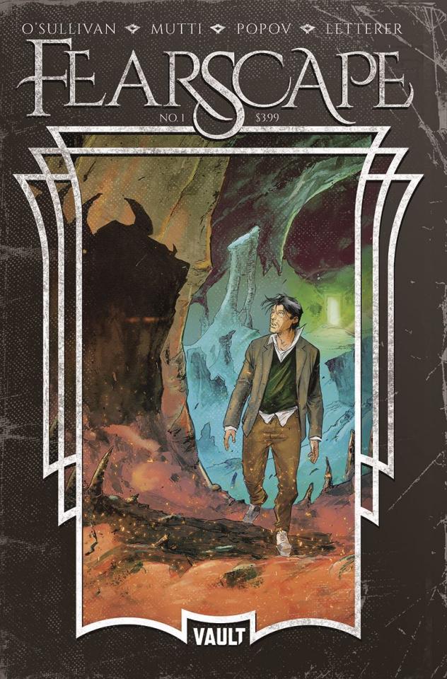 Fearscape #1 (Mutti Cover)