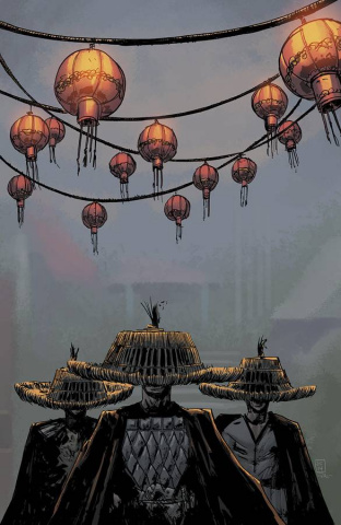Big Trouble in Little China #7 (25 Copy Copland Cover)