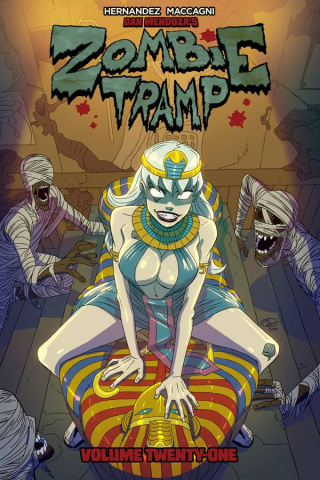 Zombie Tramp Vol. 21