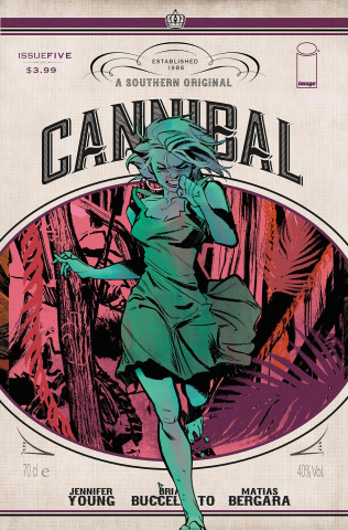 Cannibal #5