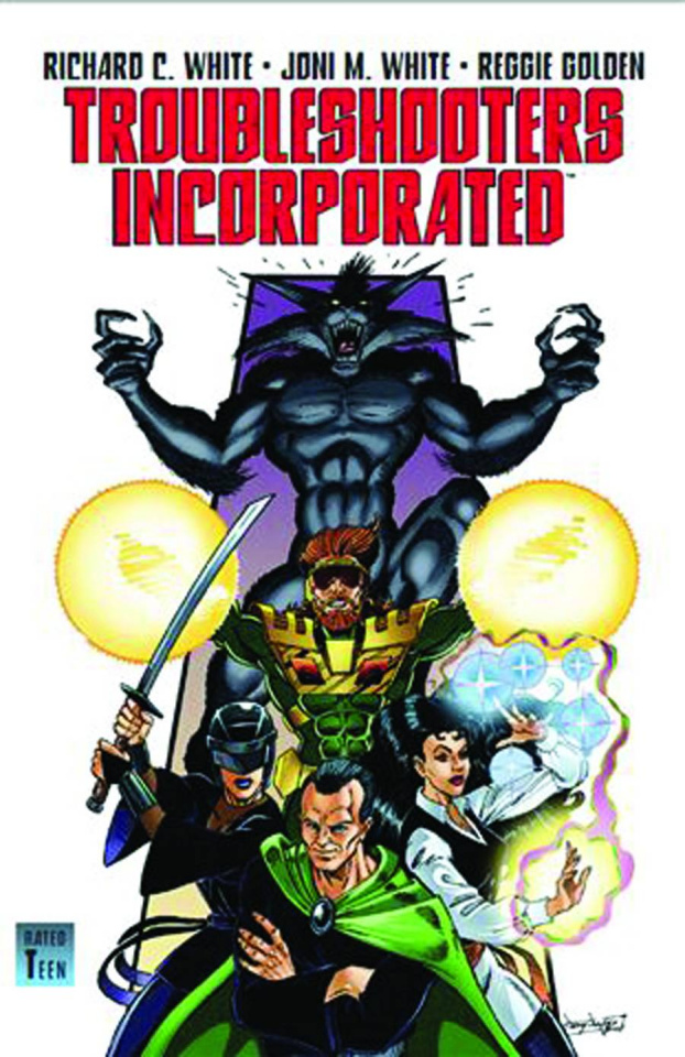 Troubleshooters Incorporated Vol. 1: Night Stalkings