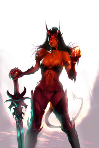 Grimm Fairy Tales #11 (Cover C)