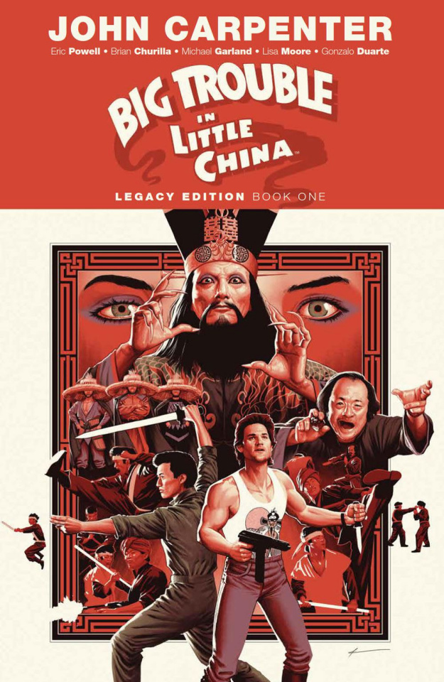 Big Trouble in Little China Vol. 1 (Legacy Edition)