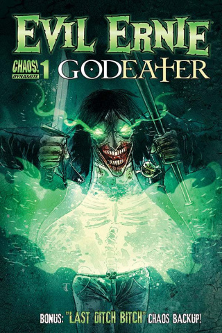 Evil Ernie: Godeater #1 (Templesmith Cover)