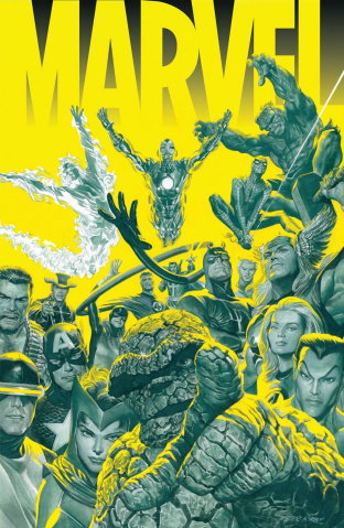 Marvel (Treasury Edition)