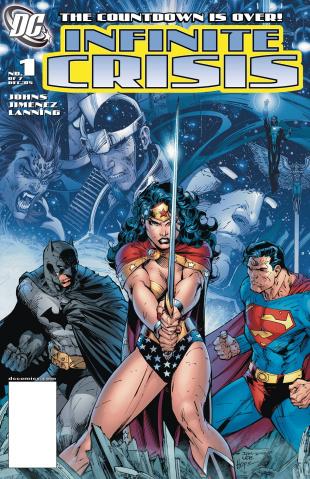 Infinite Crisis #1 (Dollar Comics)