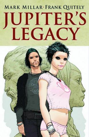 Jupiter's Legacy #1 (Quitely Cover)