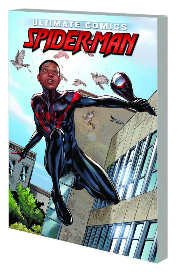 Miles Morales: Ultimate Spider-Man Book 1