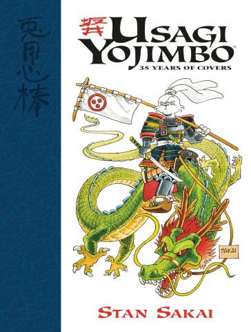 Usagi Yojimbo: 35 Years of Covers