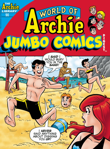 World of Archie Jumbo Comics Digest #90